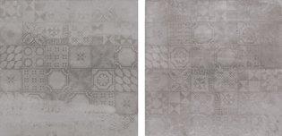 Concrete Grigio Decor   60x60 cm meerkleurig