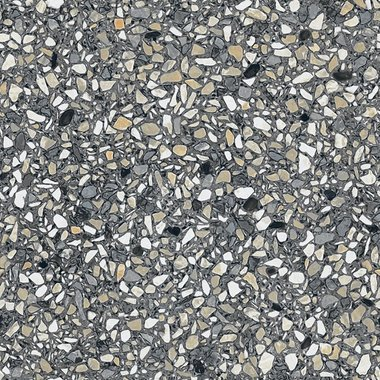 Terrazzo Graniglia Grigio  25x25 cm