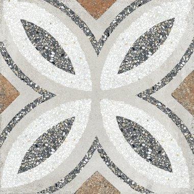 Terrazzo Firenze Grigio  25x25 cm