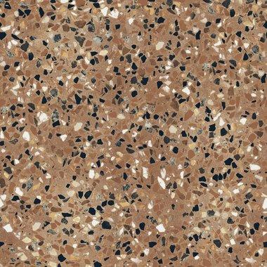 Terrazzo Graniglia Cotto  25x25 cm