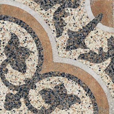 Terrazzo Siena Cotto  25x25 cm