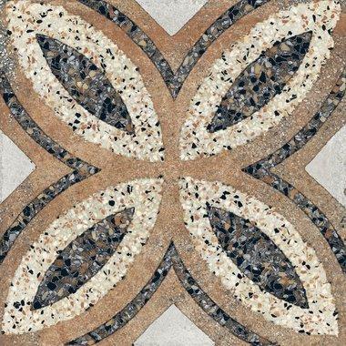 Terrazzo Firenze Cotto  25x25 cm