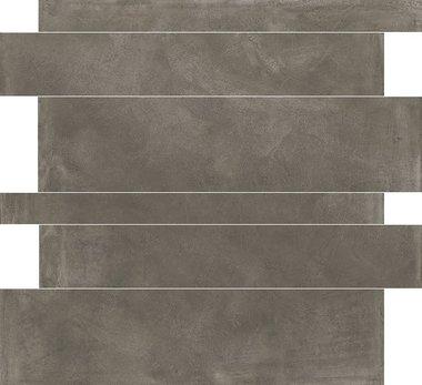 Madison Zwart gerectificeerd 5-10-15x60 cm