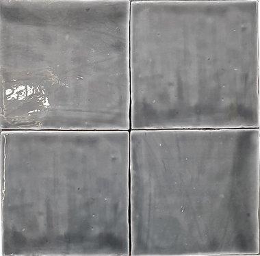 Oud Hollandse Witjes Grijs 13x13 cm