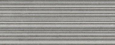 Metropoli Decor Grey Slot 20x50 cm niet gerectificeerd