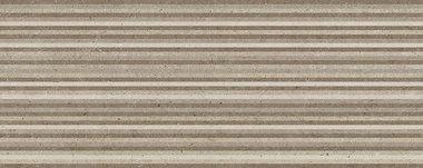 Metropoli Decor Brown Slot 20x50 cm niet gerectificeerd