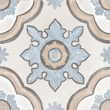 Adobe Decor Basma Ivory  20x20 cm