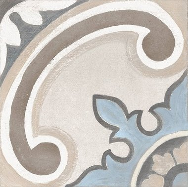 Adobe Decor Gales Ivory  20x20 cm
