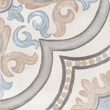 Adobe Decor Daiza White 20x20 cm