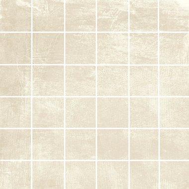 Mozaiek Loft White 5x5 cm